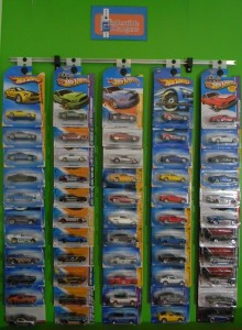 Display Diecast Clamshell Blister Pack Cards